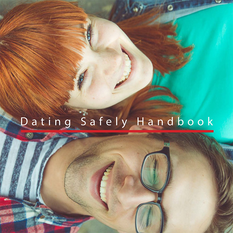 Dating Safely Handbook Image